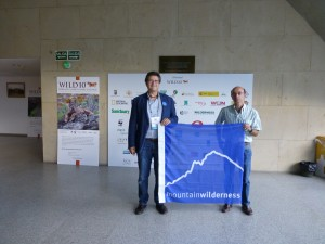 Alfredo Del Campo and Francisco Sierra at Wild 10