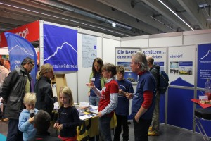 MW Austria at the 2013 Alpin Messe