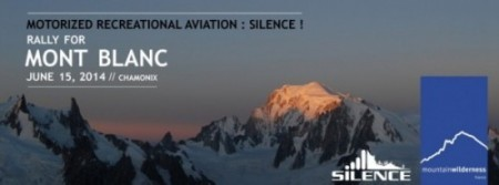 Rally for Mont-Blanc