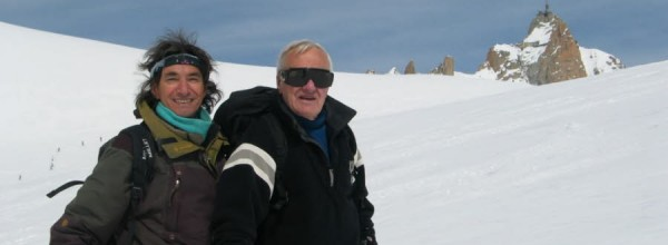 Jean Afanassieff, a special mountaineering figure is gone