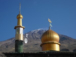 Damavand from Goosfand Sara