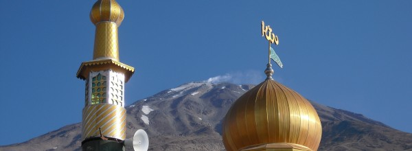 Iran Wild mountains: a cleaning action at Mount Damavand