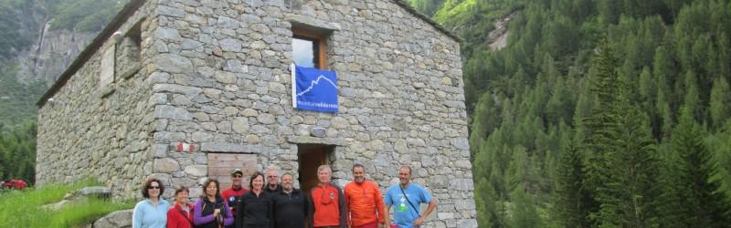 Casera Pioda: a future Wilderness Education Center