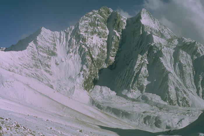 Peak close to Seti Gorges