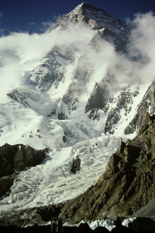 K2 landscape