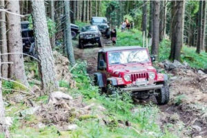 Jeep Camp - San Martino di Castrozza