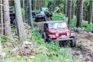 Jeep Camp - San Martino di Castrozza