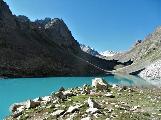 Kohistan landscape
